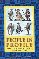 People in profile: Christ Church Parish, 1720-1750 pdf epub