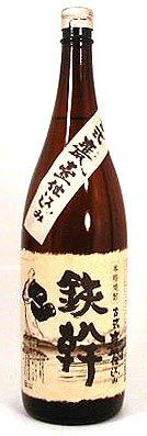 オガタマ酒造 芋焼酎 鉄幹25度 1800ml