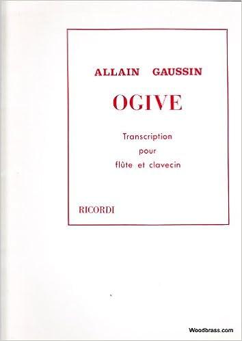 Téléchargements gratuits de livres Google Ogive Flute Et Clavecin 0231202369 PDF PDB
