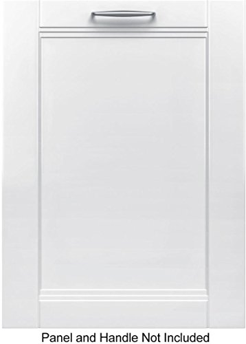 Bosch SHVM98W73N 24″ 800 Series Built In Fully Integrated Dishwasher with 6 Wash Cycles, in Panel Ready