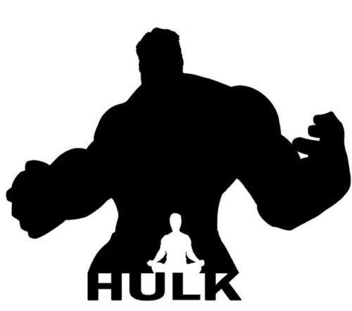 hulk macbook decal - 9