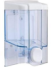 فيالى موزع صابون سائل S2T شفاف 500مل
