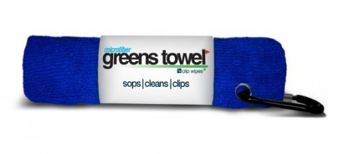 Microfiber Golf Greens Towel