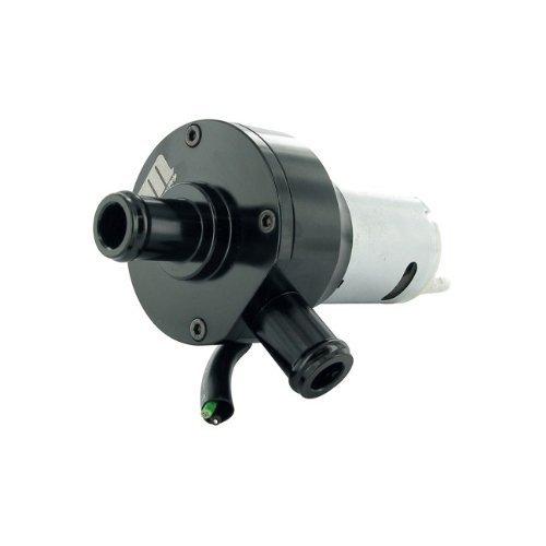 Elektrische Wasserpumpe Motoforce Racing, universal 12V, 15mm Anschlussdurchmesser, schwarz UNKNOWN