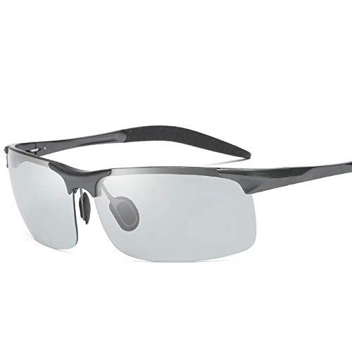 BAIF Sunglasses Photochromic Sunglasses Men Polarized Glasses Aluminium Magnesium Frame Hd Lens Sun Glasses Oculos Sunglasses