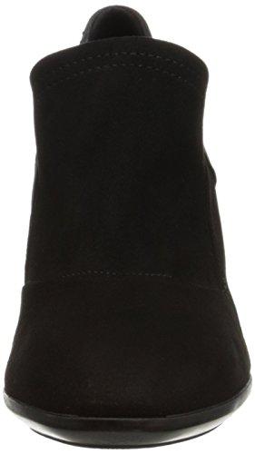 Stretch Dress Aquatalia Suede Didi Black Women's Pump 10AYw