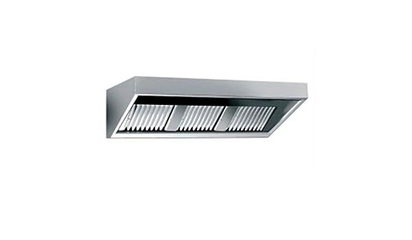 Campana extractora con iluminación de pared acero inoxidable Campana Buzón Campana sin motor (b1600 X T700 X H450 mm) Gastro Gastronomía: Amazon.es: Grandes electrodomésticos