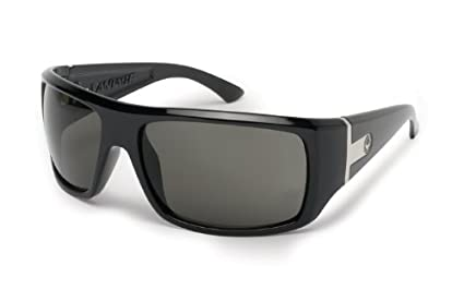 88d39f3e1ba9 Amazon.com: Dragon Vantage Sunglasses (Jet/Grey): Sports & Outdoors