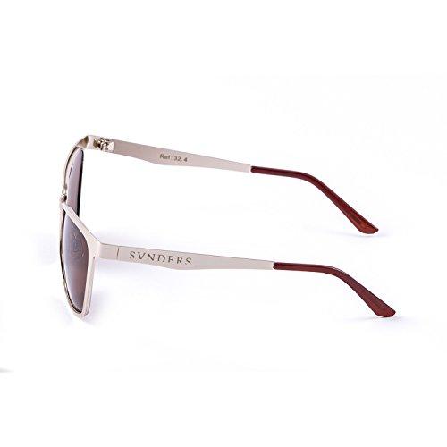 SUNPERS Sunglasses SU32.4 Lunette de Soleil Mixte Adulte, Marron