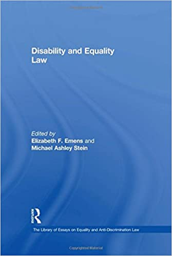 What Is Thesis In An Essay Disability And Equality Law The Library Of Essays On Equality And Anti Discrimination Law St Edition Essay On Science also Business Essay Writing Service Disability And Equality Law The Library Of Essays On Equality And  University English Essay