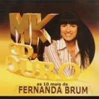 Cd - Mk De Ouro - Fernanda Brum