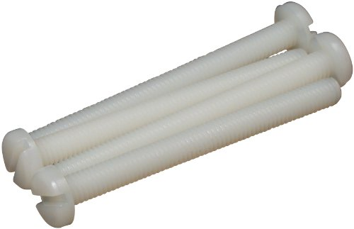 Great Planes Nylon Wing Bolt (4-Piece), 10-32 x 2