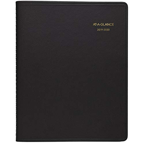 AT-A-GLANCE 2019-2020 Academic Year Weekly Planner/Appointment Book, Medium, 7