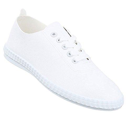 Damen Freizeitschuhe Schuhe Sneakers Sportschuhe Turnschuhe Sportschuhe