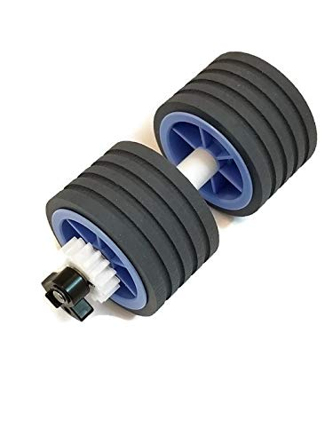 Boracell Compatible with MG1-5124-000 MG1-5073-000 MG1-4985-020 MG1-4621-000 Canon DR-M160 Feed Roller Genuine