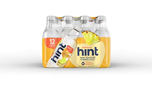 Hint Pineapple Sweeteners Preservatives Artificial product image