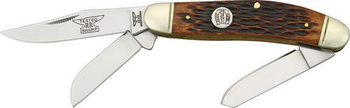 Rough Rider RR080-BRK Sowbelly Stockman