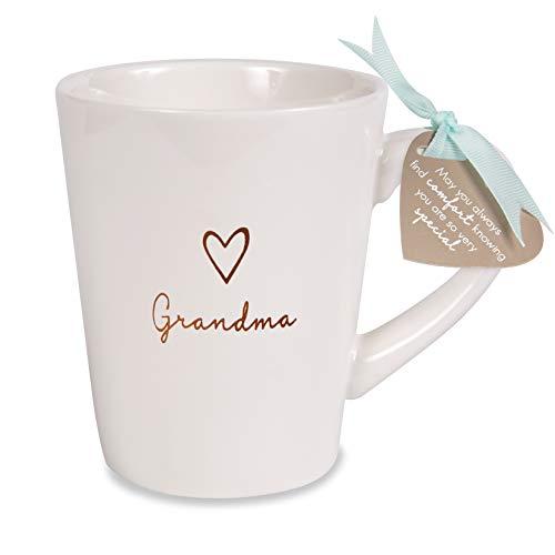 Mug Grandma - Pavilion Gift Company 19561 Grandma Cup, 15 oz, Cream