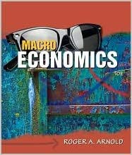 Macroeconomics 10th tenth edition text only roger a arnold flip to back flip to front fandeluxe Gallery