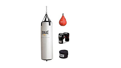 (Everlast 70 lb Platinum Heavy Bag)