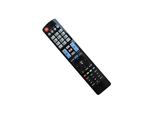 Replacement Remote Control Fit for LG 60PS11 55UF8500 60UF8500 65UF8500 43UH6500 55UH6500 49UH6500 LA6400 55LA6210 55LA6400 42LW5300 47LW5300 55LW5300 4K Ultra HD Smart 3D Plasma LCD LED HDTV TV