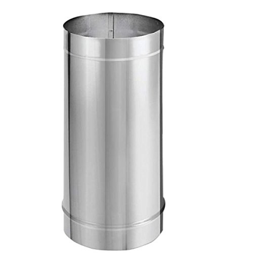 8 stainless chimney pipe - 1