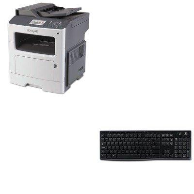 KITLEX35S5701LOG920003051 - Value Kit - Lexmark MX410de Multifunction Laser Printer (LEX35S5701) and LOGITECH, INC. K270 Wireless Keyboard (LOG920003051) by Lexmark