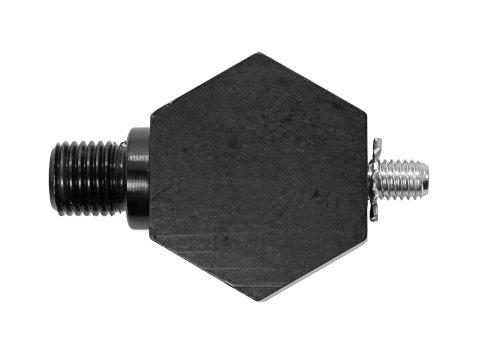 XLAB X-Nut Inflation Holder, 1204 (Black, 19-Grams)