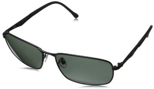 Police S8744-Os08 Sport Sunglasses,Black & Black,64 - Police For Men 2012 Sunglasses