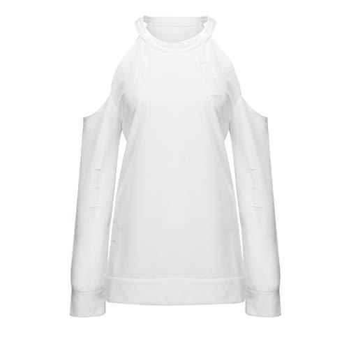Pas Blouse Manteau Mode Tricot La À Electri Sweater Hiver Chandails Longues De Cher En Blanc Femme Manches Pullover Col Décontractée Pull A Maille Roulé wW7q0P0B