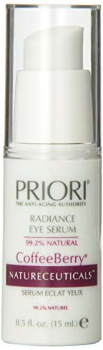 Priori Coffeeberry Radiance Eye Serum, 0.5 Fluid Ounce
