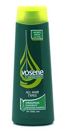 Vosene Ursprüngliche Anti Schuppen Shampoo (250ml) - Packung mit 6