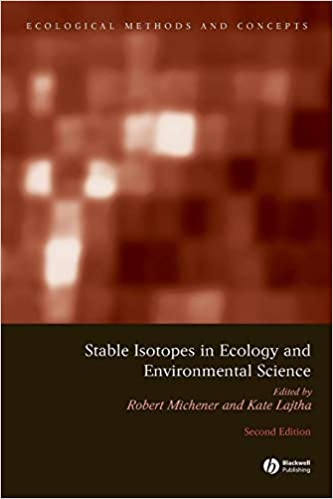Stable Isotopes in Ecology and Environmental Science: Robert