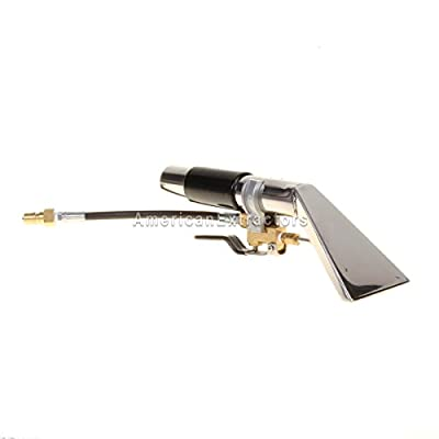 Stainless Steel Upholstery Furniture and Auto Detailing Hand Tool Wand: Home Improvement