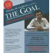 The Goal (3rd Edition) Unabridged on 11 CDs