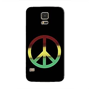 Cover It Up - RYG Peace Galaxy S5 Hard Case