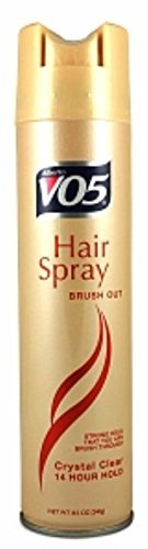 VO5 Hair Spray Aerosol Brush Out Hard-To-Hold 8.5 OZ - Buy Packs and SAVE (Pack of ()