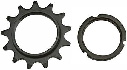 Bike Bicycle 16T Track Fix Cog 1//8 Black FIXIE Bike Part Cruiser NEW