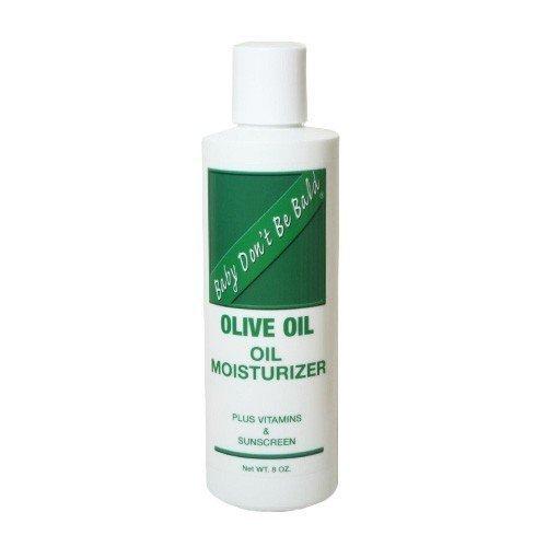 Baby Don't Be Bald Olive Oil Moisturizer 8oz