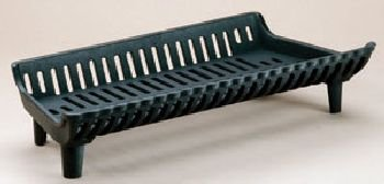 Large Cast Iron Wood Grate by SANDHILL