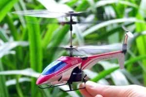 2009 Smallest 3 Channel Rc Helicopter