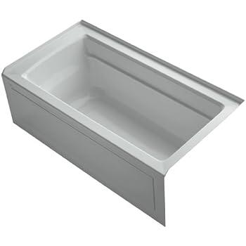 Kohler K 1123 Ra 95 Archer 5 Foot Bath With Comfort Depth