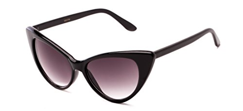 Sunglass Warehouse | The Victoria Sunglasses - Cat Eye - Plastic Frame - Men & - Victoria Sunglasses