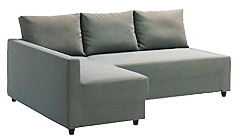 Heavy Duty Cotton Light Gray Friheten Sofa Cover Replacement is Custom Made for Ikea Friheten Sofa Bed with Chaise Corner, Or Sectional Slipcover (Right Arm (Sofa Chaise Cover)