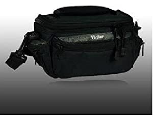 Vivitar SLR Mini Camcorder Case Rugged Series Camera Case For the Sony ALPHA DSLR-A900, DSLR-A700, DSLR-A350, DSLR-A300, DSLR-A200, DSLR-A100 from VIVITAR