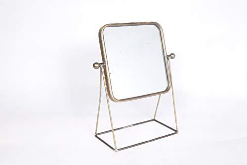 Espelho Nobel Frvd Casa Libre Dourado Grande