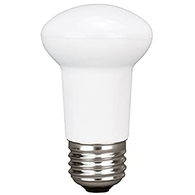 Utilitech Pro 5.5-Watt (40 W) R16 Soft White Indoor 400 Lumens LED Spotlight Bulb 477034