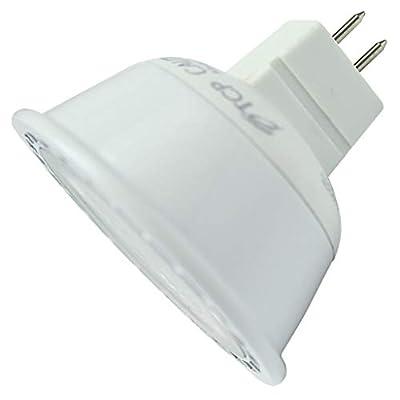 TCP Dimmable 7W 2700K 20° MR16 LED Bulb, GU5.3 Base