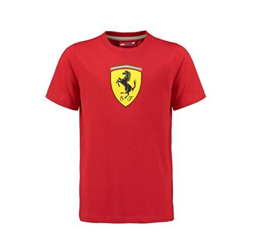 - Scuderia Ferrari Kid's Classic T-Shirt Red (13-14)