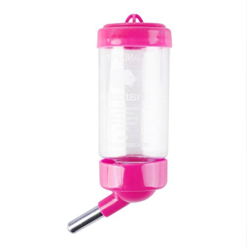UPC 701722882423, crystal-zoo Hamster Cage Rose Automatic Feed Drinking External Hanging Water Bottle